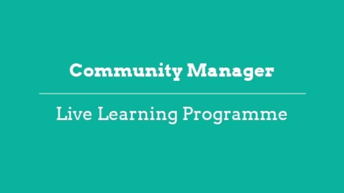 Digital Mums Opening the Community Manager Programme