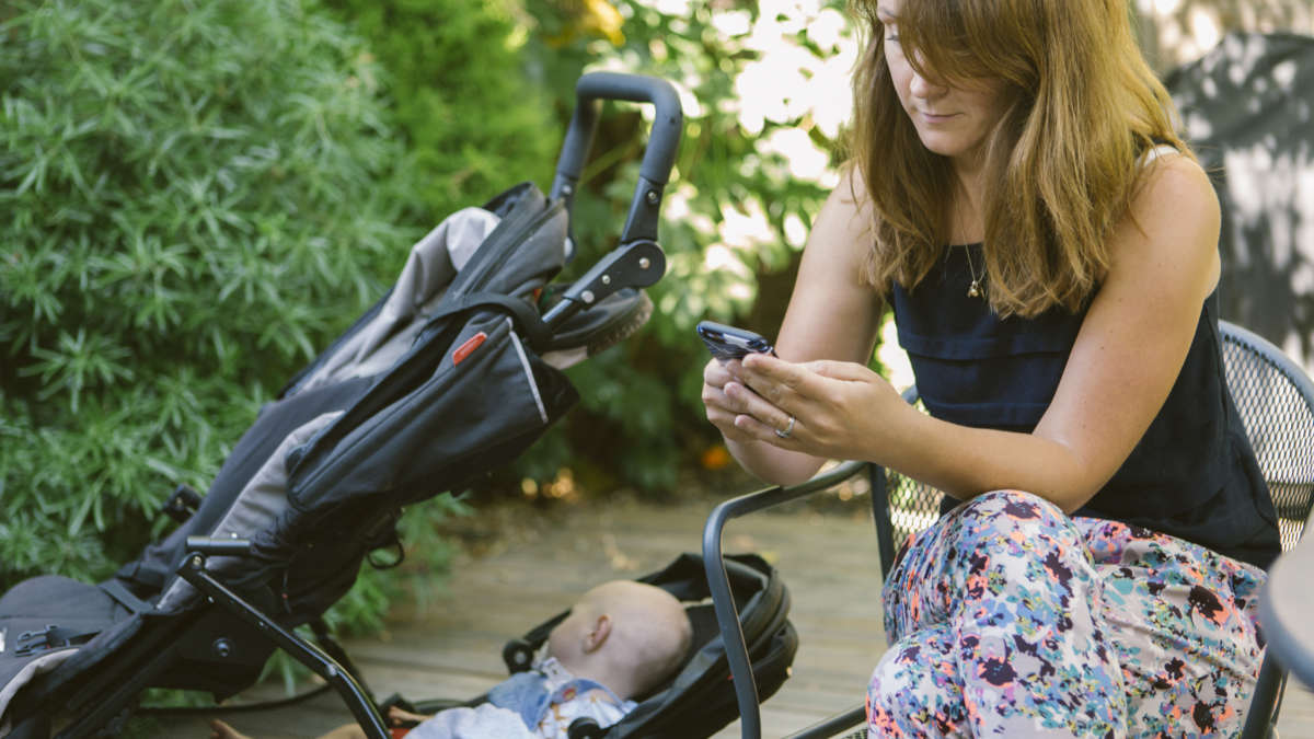 Digital Mums 5 tips to help you look after your mental health as a freelancer