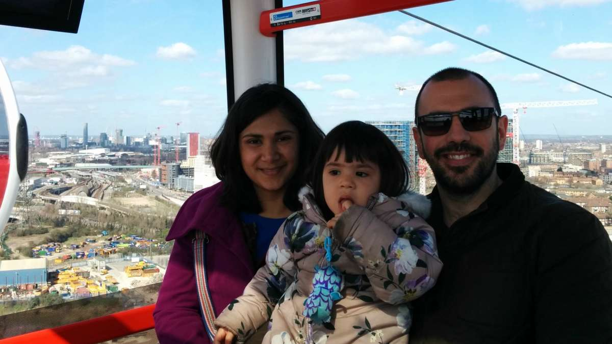Digital Mums Five minutes with...Tasneem Sharrem