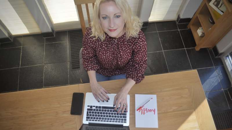 Digital Mums Fashion, fun and flat lays: my journey to flexible work
