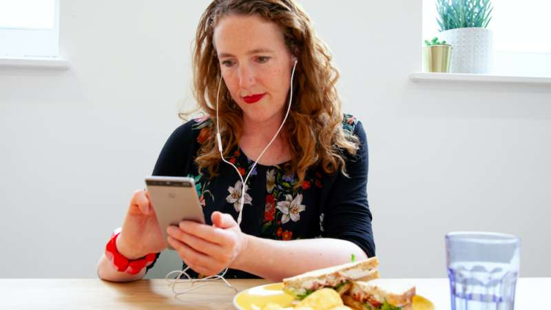 Digital Mums Finding the time to study