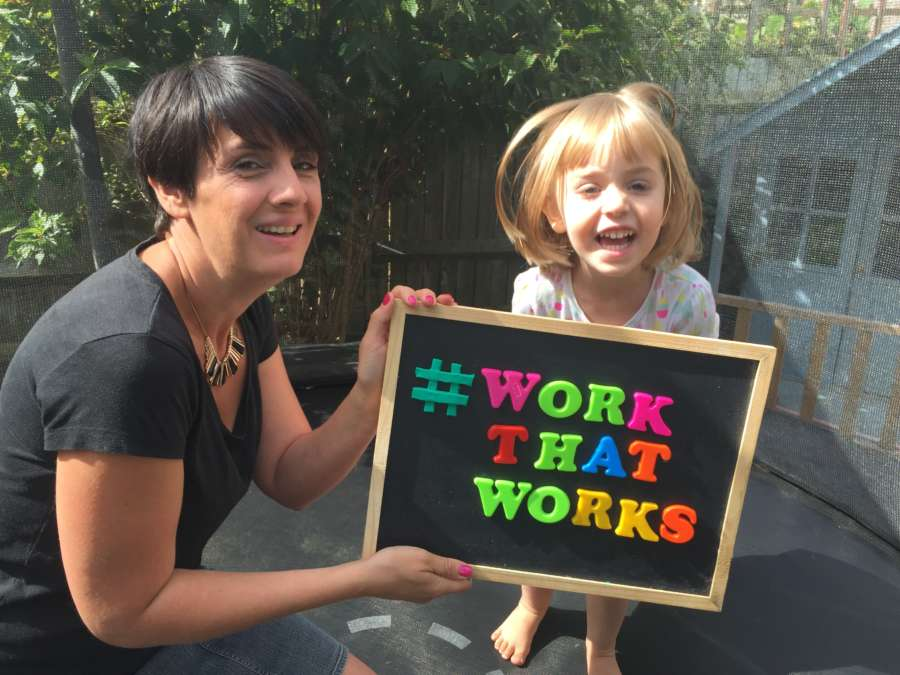Digital Mums #WorkThatWorks Digital Mums style