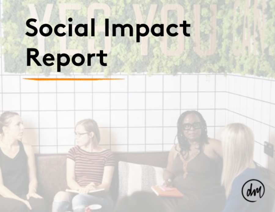 Digital Mums Social impact report 2019