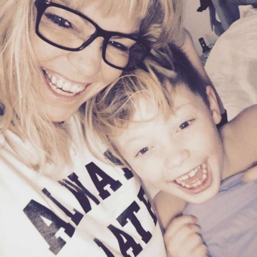 Digital Mums Mums Keeping It Real: Kate Thornton