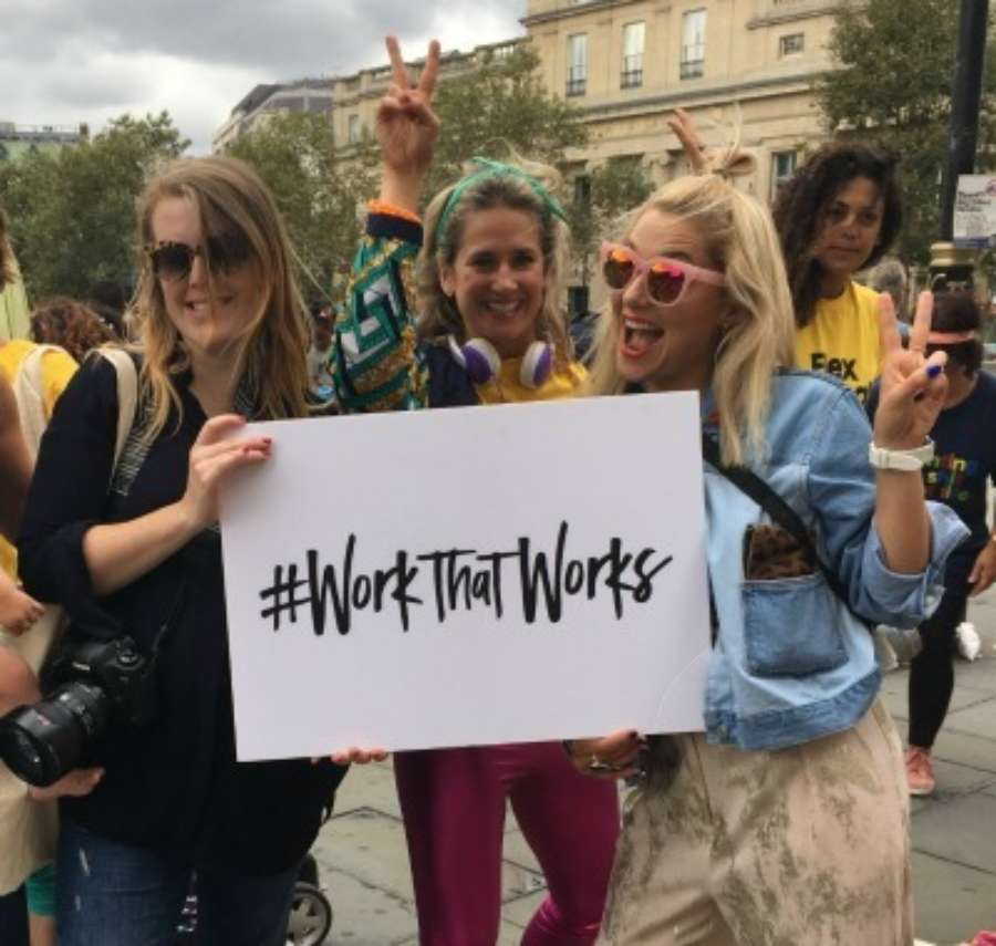Digital Mums Mother Pukka talks #WorkThatWorks